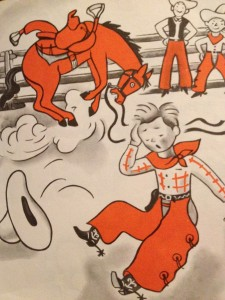cowboy quilt 2