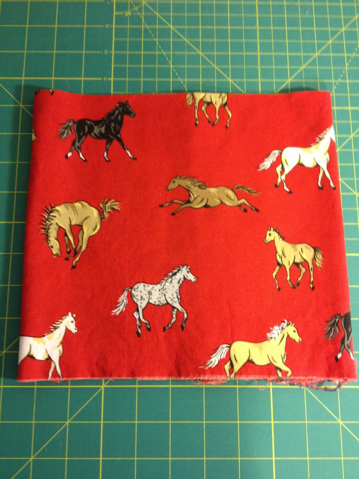 vintage quilt | Needle and Foot : horse quilting fabric - Adamdwight.com