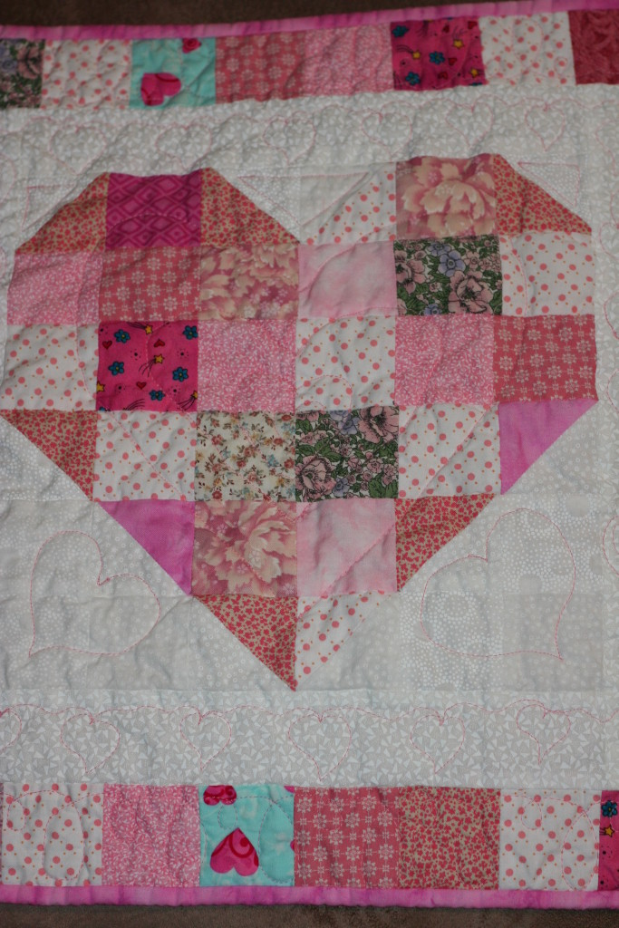 Baby Doll Quilt for Ciara February 2015