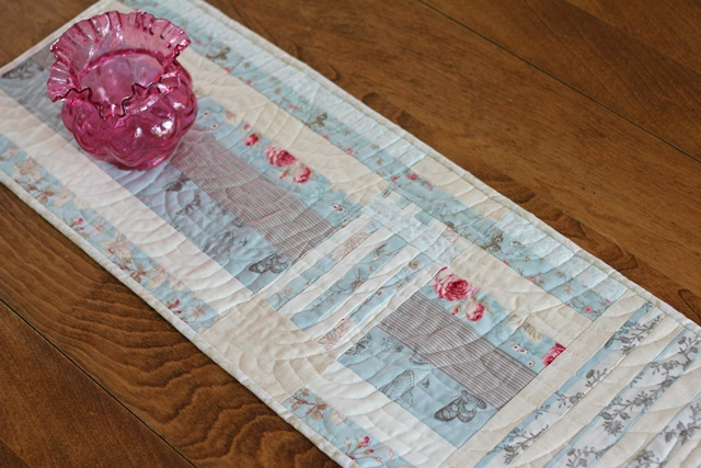 Improv Table Runner; April 2015