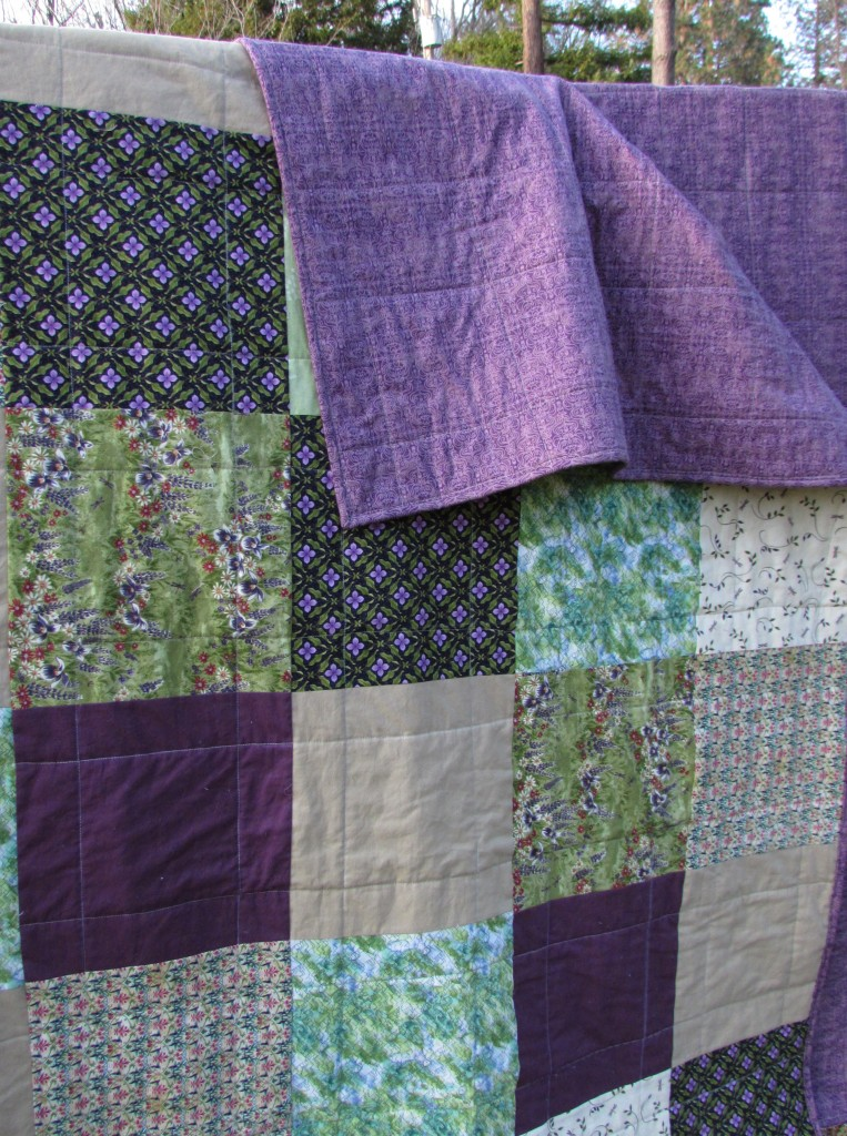 Downieville Quilt #1