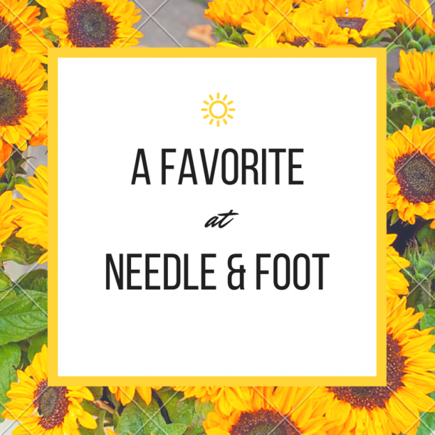 Needle and Foot blog, podcast and newsletter recommendations