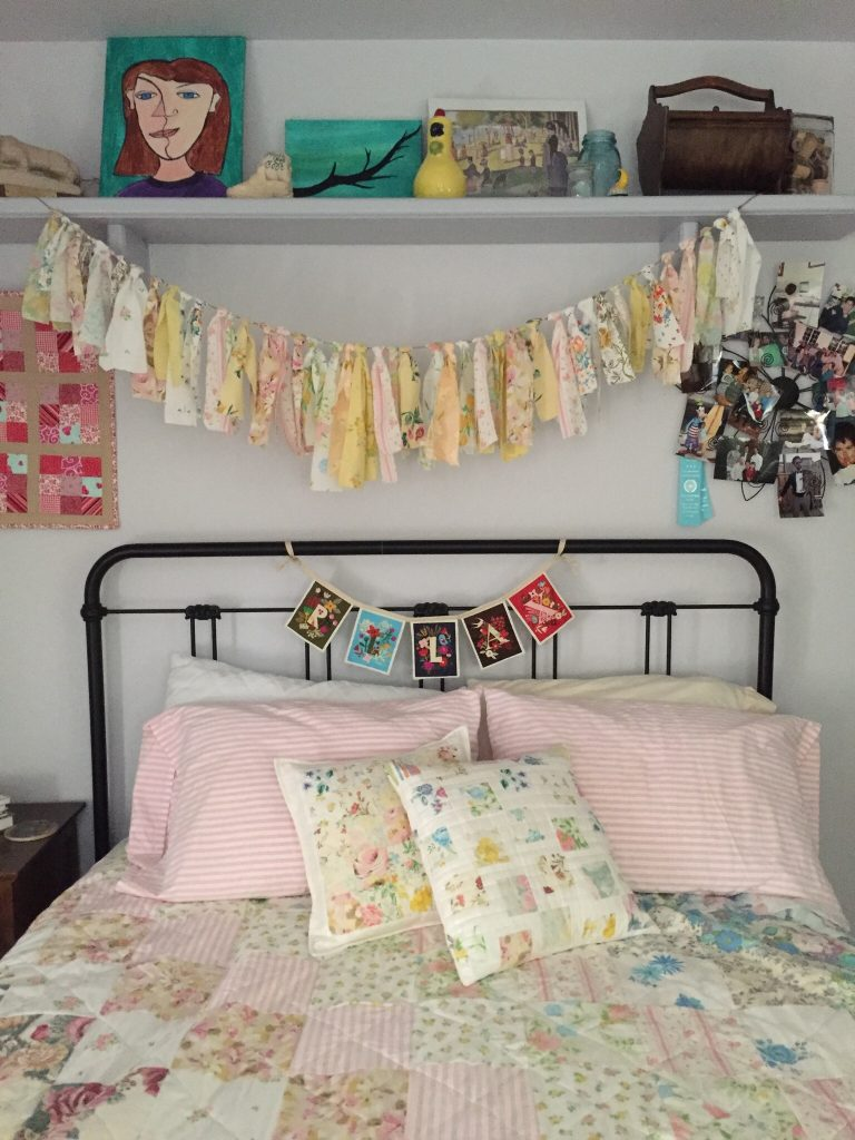 Projects with Vintage Sheets