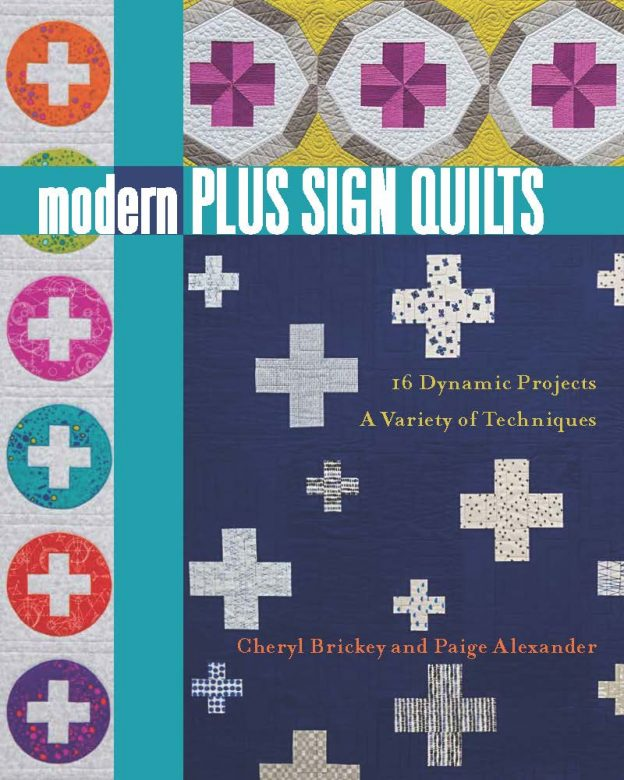 Modern Plus Quilt Book Needle And Foot