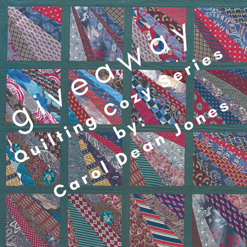 Quilting Cozy Series, Book Review & Giveaway